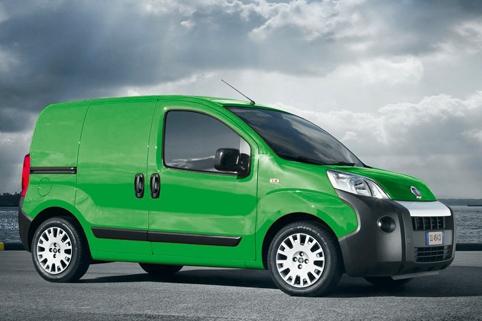 Fiat užitkové vozy