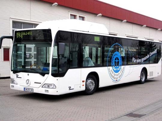Evobus / MB Citaro CNG 12m