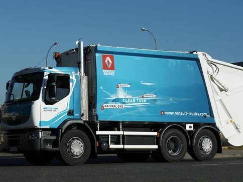 Renault Premium Distribution CNG