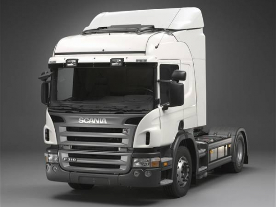 Scania P270/310 CNG