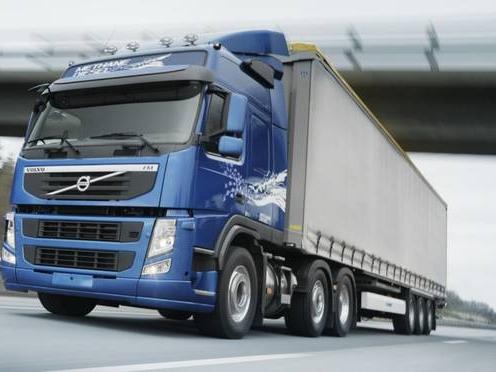 Volvo FM Dualfuel