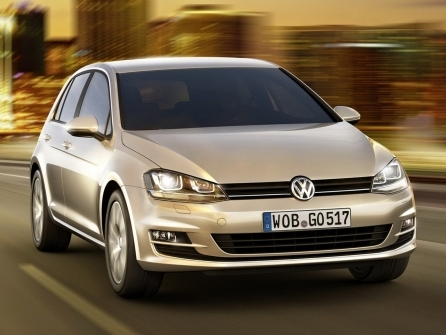 Volkswagen Golf VII CNG