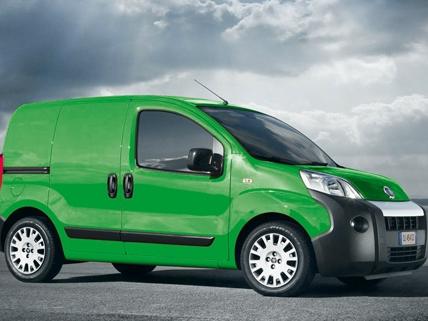 Fiat Fiorino 1,4 8v Natural Power CNG