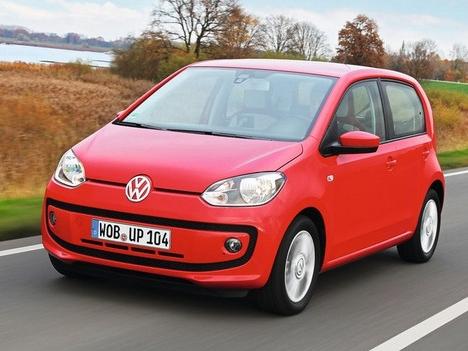 Volkswagen eco-up! CNG