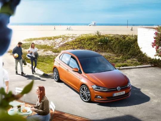 Volkswagen Polo 1,0 TGI od r. 2017