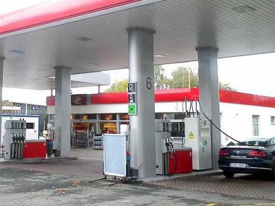 Havířov - ČS Benzina