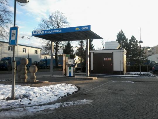 Brno (depo České pošty)