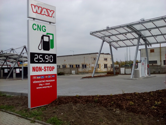 Plzeň - Domažlická ul.