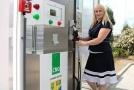 Olomouc se dočkala své CNG stanice - je čtyřicátá v ČR