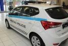Ostravští strážníci dostali auta na CNG