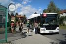 ČSAD Plzeň nasazuje CNG autobus