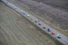 Unikátní road show Blue Corridor 2012 povede přes Prahu a Ostravu