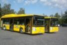 Český Krumlov zkouší CNG autobusy