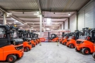 Rockwool si pořídil flotilu vozíků na CNG i vlastní plnicí stanici