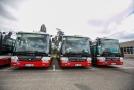 Dopravní podniky šesti měst si rozdělí 1,2 miliardy korun z EU