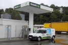 Plnící stanice CNG Bonett Náchod