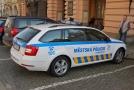 Domažličtí strážníci budou jezdit Octavií na stlačený zemní plyn