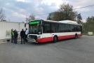 Brno si pochvaluje první autobus na biometan z čistírenských kalů, hledá větší zdroj