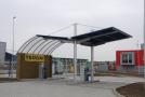 Omezení provozu na CNG stanici v Třebíči ve dnech 19.8. - 21.8. 2019