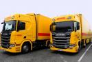 DHL nasazuje do provozu tahače na stlačený zemní plyn