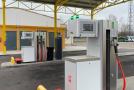 Dopravní podnik ČB otevřel plnící stanici CNG veřejnosti