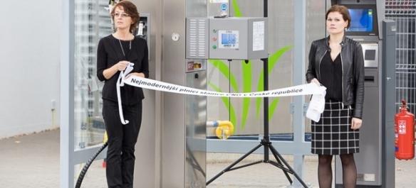 Bonett vybudoval nejvýkonnější CNG stanici ve střední Evropě
