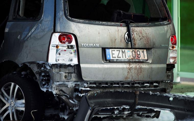 VW svolává vybrané CNG vozy kvůli výbuchům korodovaných tlakových lahví