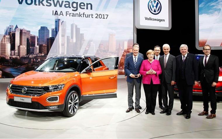 Novinky z letošního IAA 2017 ve Frankfurtu