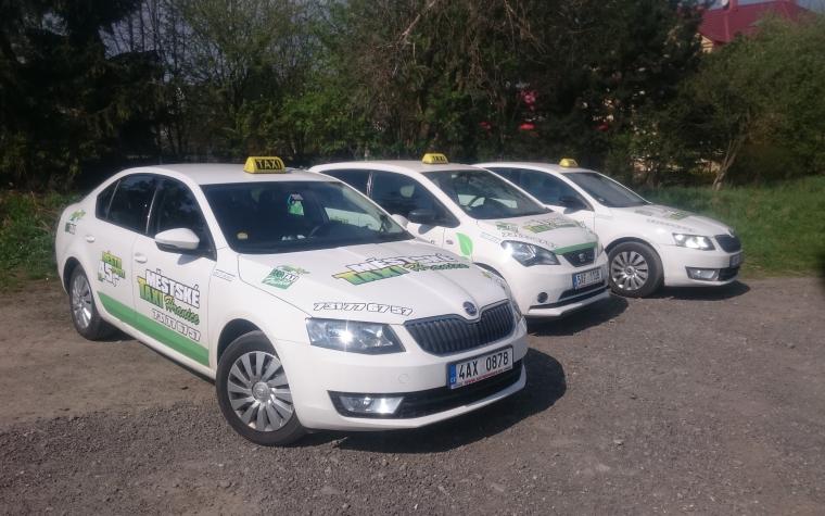 Taxi na CNG jako extrémní test spolehlivosti