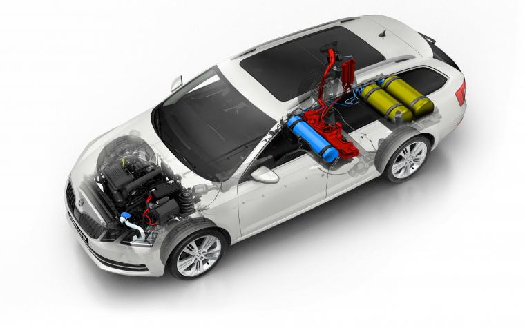 Nová Škoda Octavia G-Tec na Autosalonu v Paříži