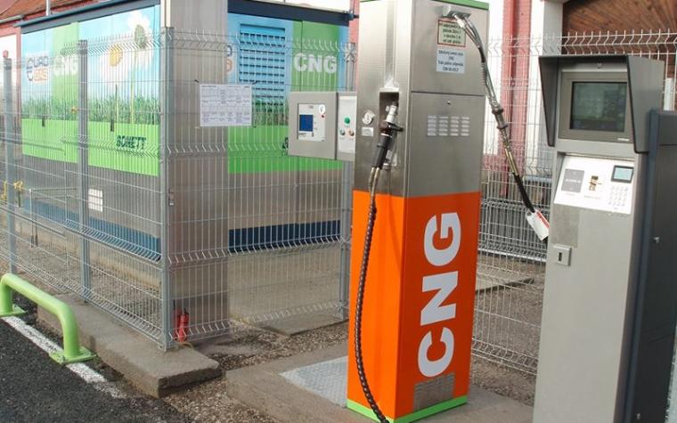 Používání CNG v ČR prudce roste. LNG na svou šanci čeká.