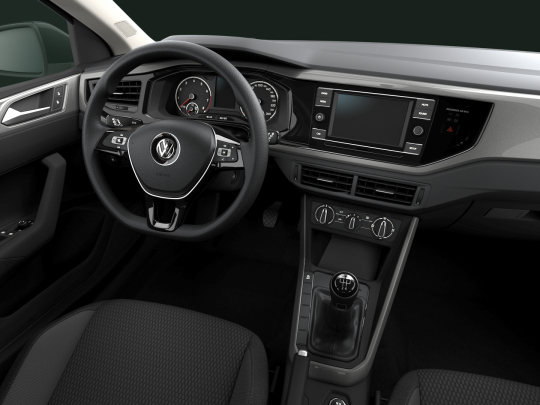 Nové VW Polo TGI