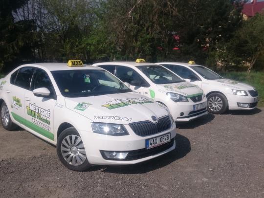 CNG ideální pro taxi