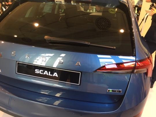 Scala G-Tec odhalena
