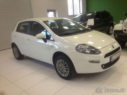 Fiat Grande Punto 1.4 benzin 2013