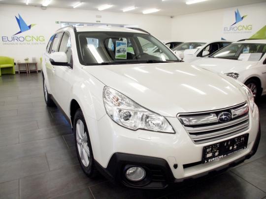 (604) Subaru Outback 2.5i CNG AUT 2014