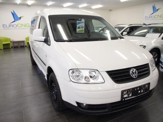 (327) Volkswagen Caddy 2.0 Ecofuel maxi LIFE 2010