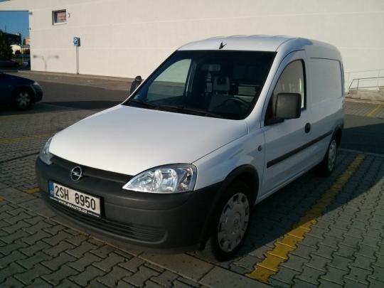 Opel Combo 1,6 16V CNG