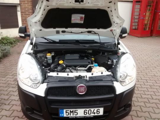 Fiat Doblo II 1.4 Natural Power CNG