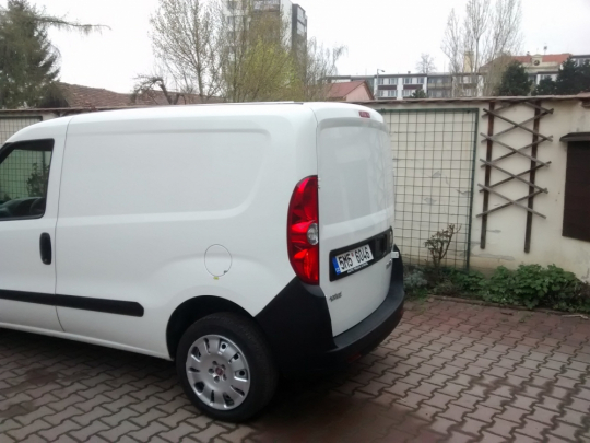 Fiat Doblo II 1.4 Natural Power CNG
