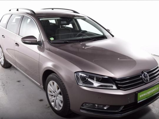 Volkswagen Passat 1.4 CNG Variant  Comfortline