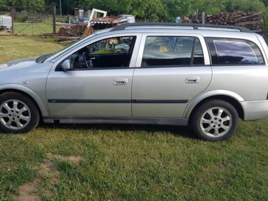 Opel Astra G kombi