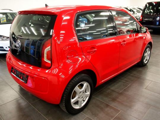 VW UP! CNG Eco-Up++ 5dveří MAN 2014 – panorama, PDC, GPS, 2xALU