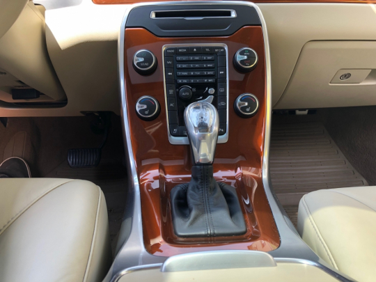 Prodám Volvo V70 vyrobené s pohonem na CNG a benzín