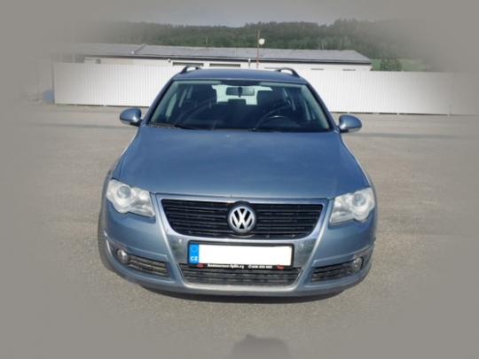 VW Passat combi