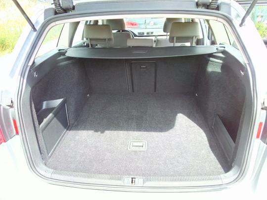 VW Passat Combi 1.4 TSI, CNG, DSG