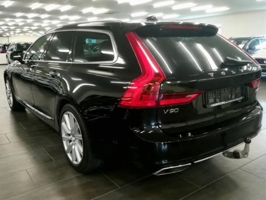 (476) Volvo V90 T5 Bi-Fuel Inscription AUT 2017 – TOP výbava, záruka Volvo