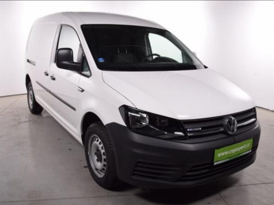Volkswagen Caddy 1,4 Maxi CNG  skříňový vůz