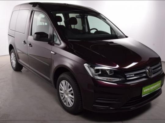 Volkswagen Caddy 1,4 TL CNG + TZ  Trendline