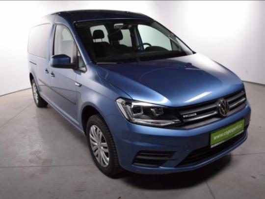 Volkswagen Caddy 1,4 Maxi CNG 7.MÍST  Trendline